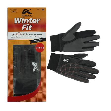 Kasco Winter Fit Golf Gloves