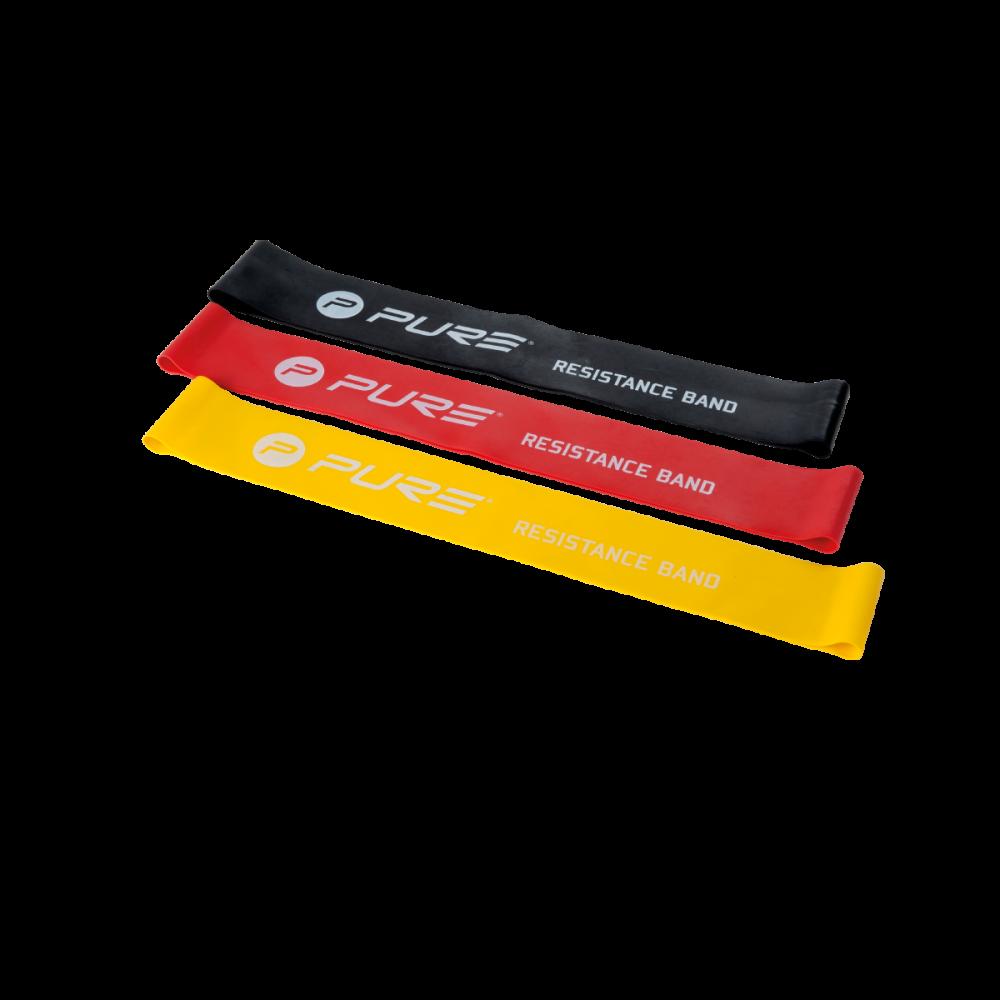 Pure 2 Improve Mini Resistance Bands x3