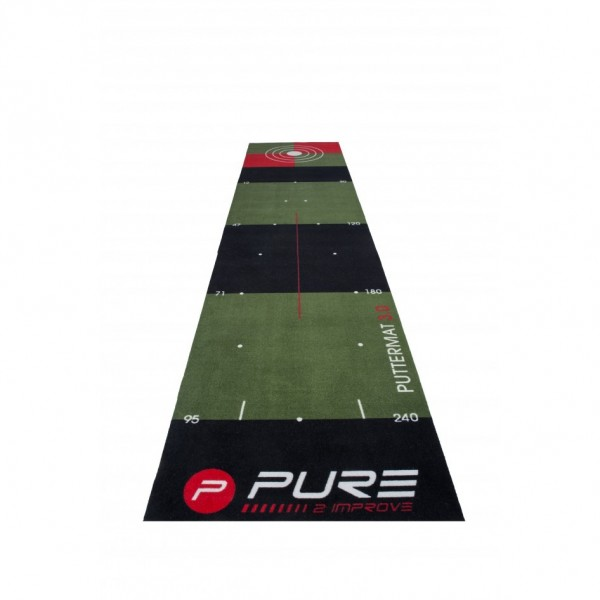 Pure2Improve Golf Putting Mat