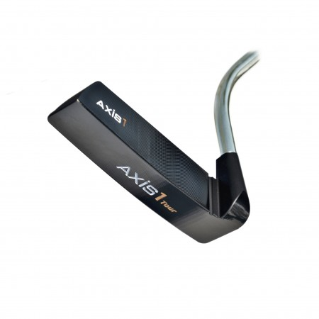 Axis1 Tour Putter Black