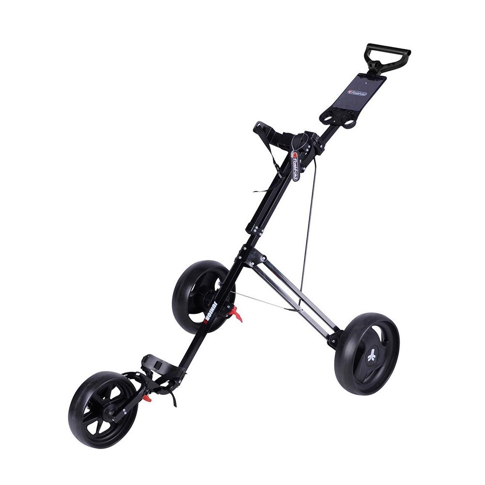 FastFold Junior 3-wheel trolley