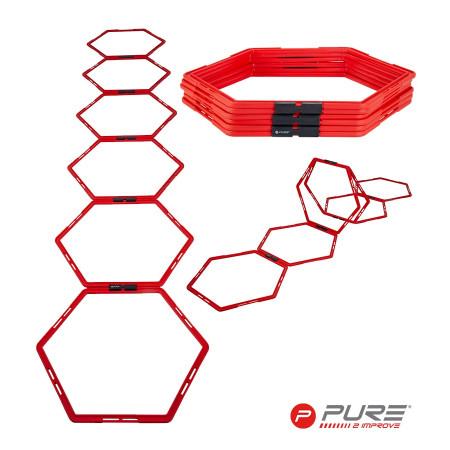 Hexagon Agility Grid