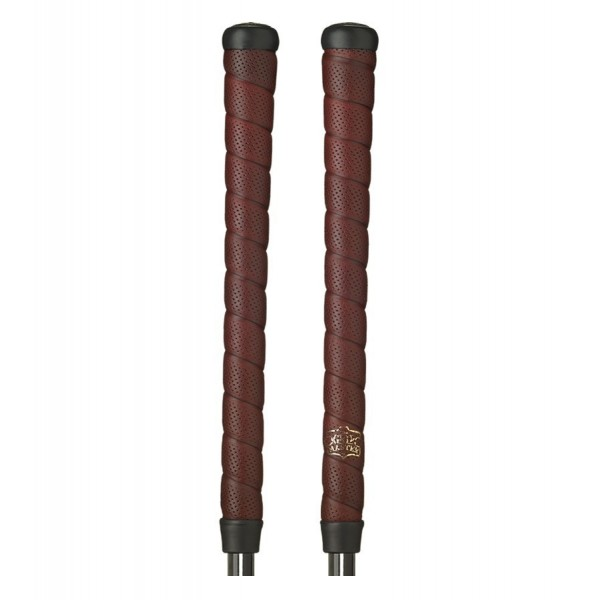 The Grip Master - Classic Leather Golf Club Grips