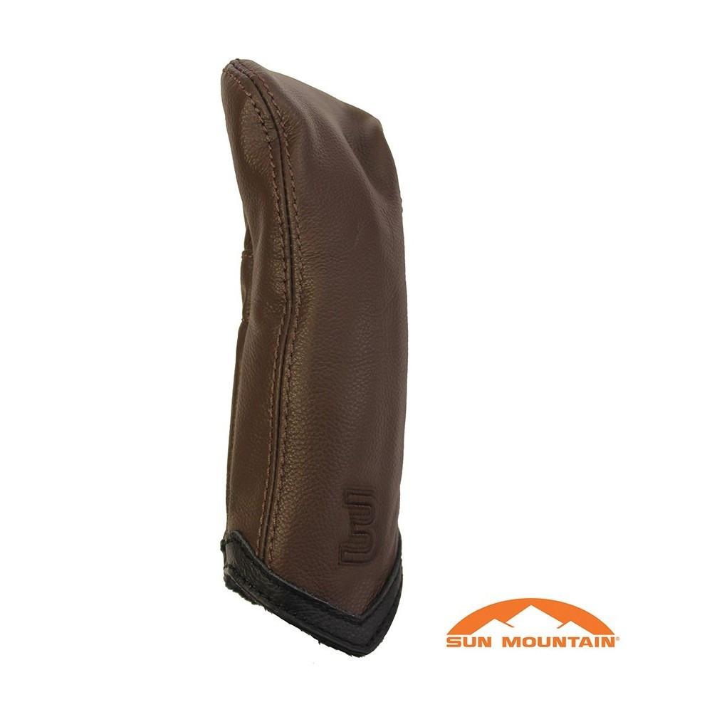 Sun Mountain - Leather 3 Wood Headcover