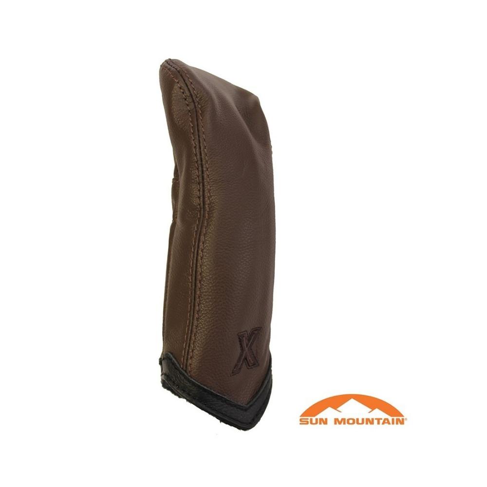 Sun Mountain - Leather Hybrid Headcover