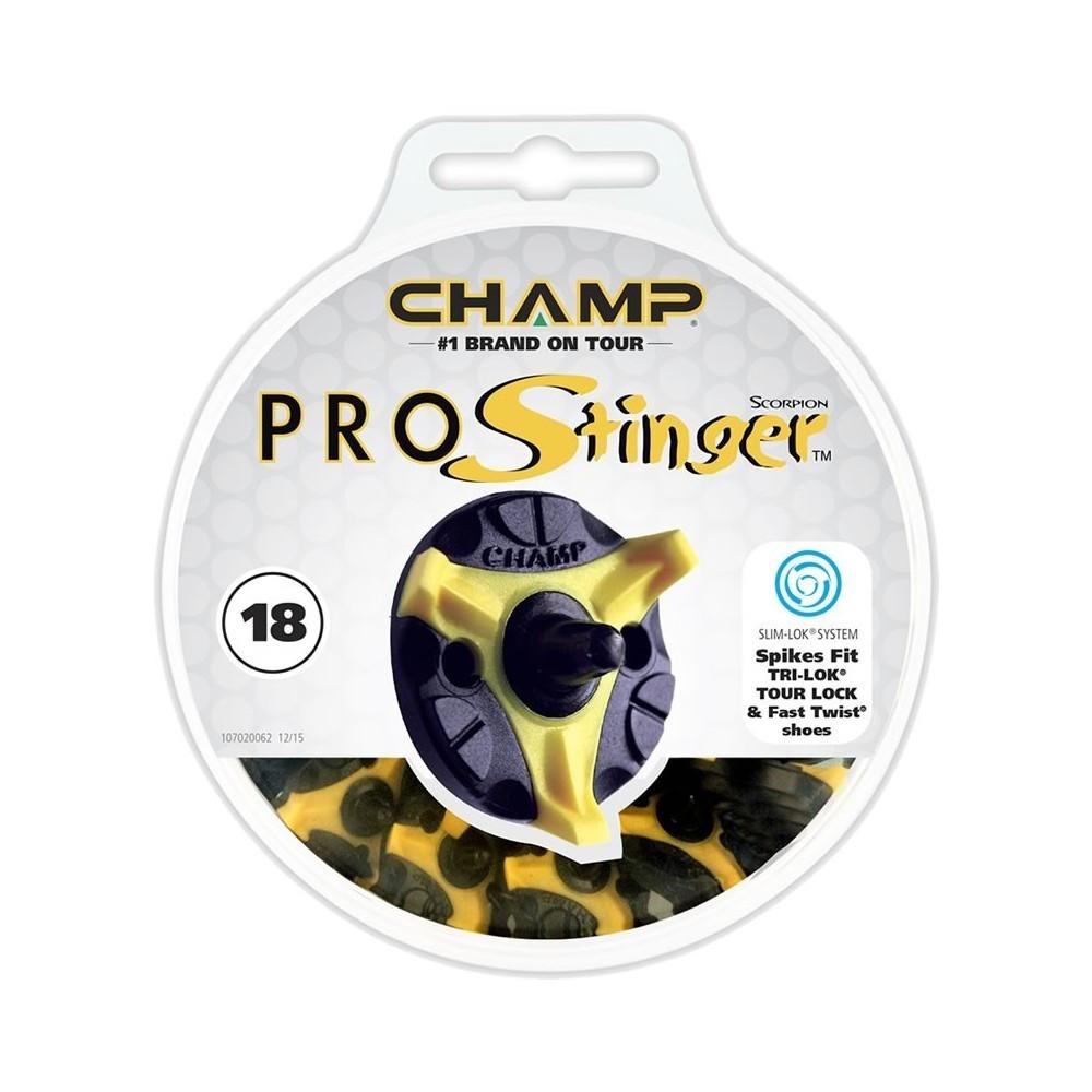 Champ Pro Stinger Golf Spikes/Cleats Fast Twist 3