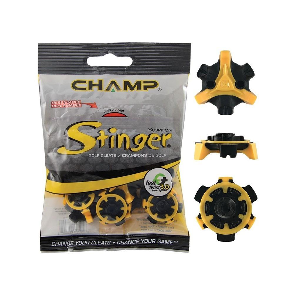 Champ Stinger Golf Spikes/Cleats Fast Twist 3
