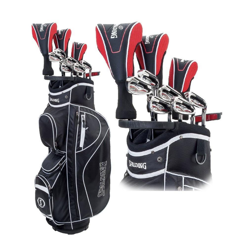 Spalding SX35 Mens Golf Set - Steel Shafts
