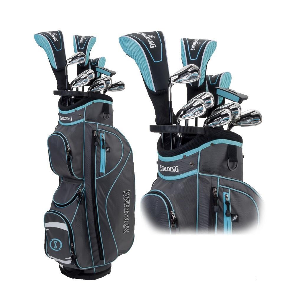 Spalding SX35 Ladies Golf Set - Graphite Shafts