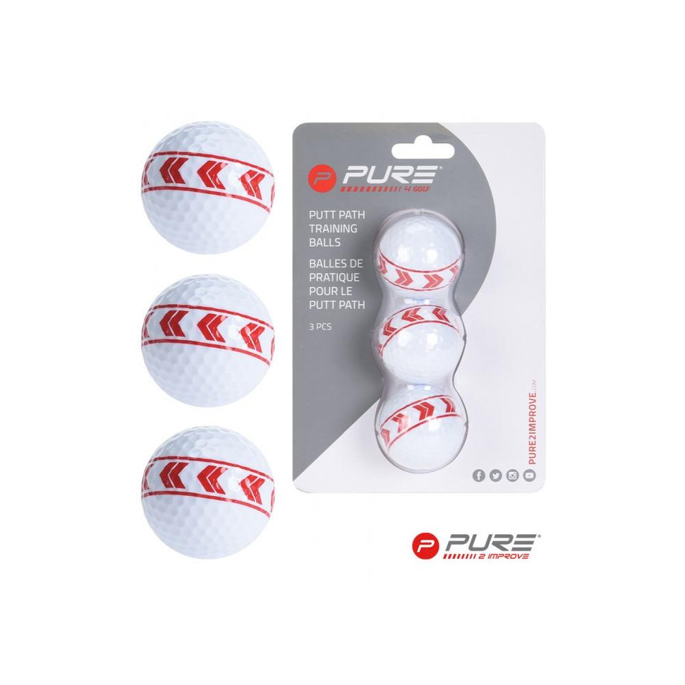 Pure2Improve Align Golf Ball Set