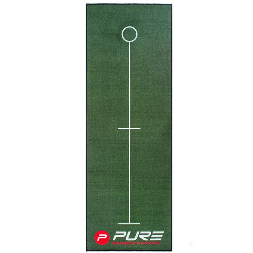 Pure2Improve Golf Putting Mat 80cm x 237cm