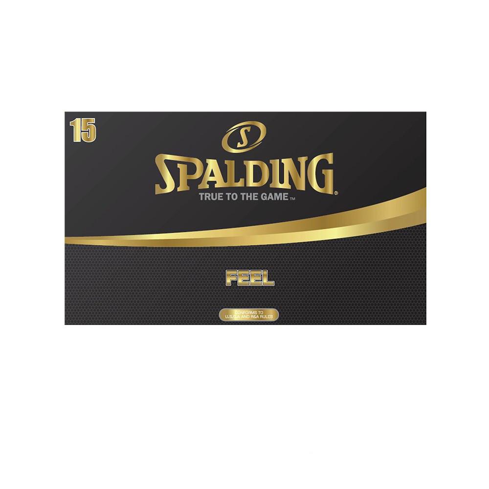 Spalding Feel Golf Balls (15pack)