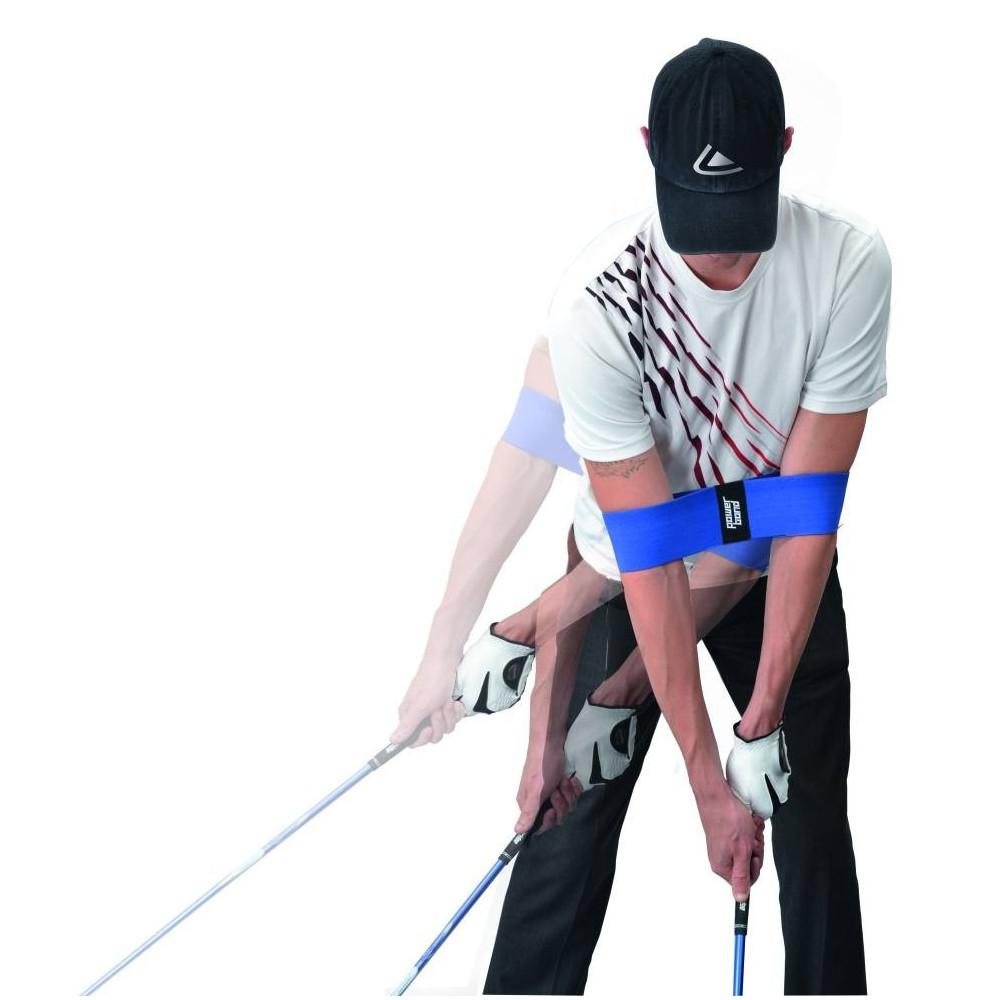 Power Band Golf Swing Training Aid