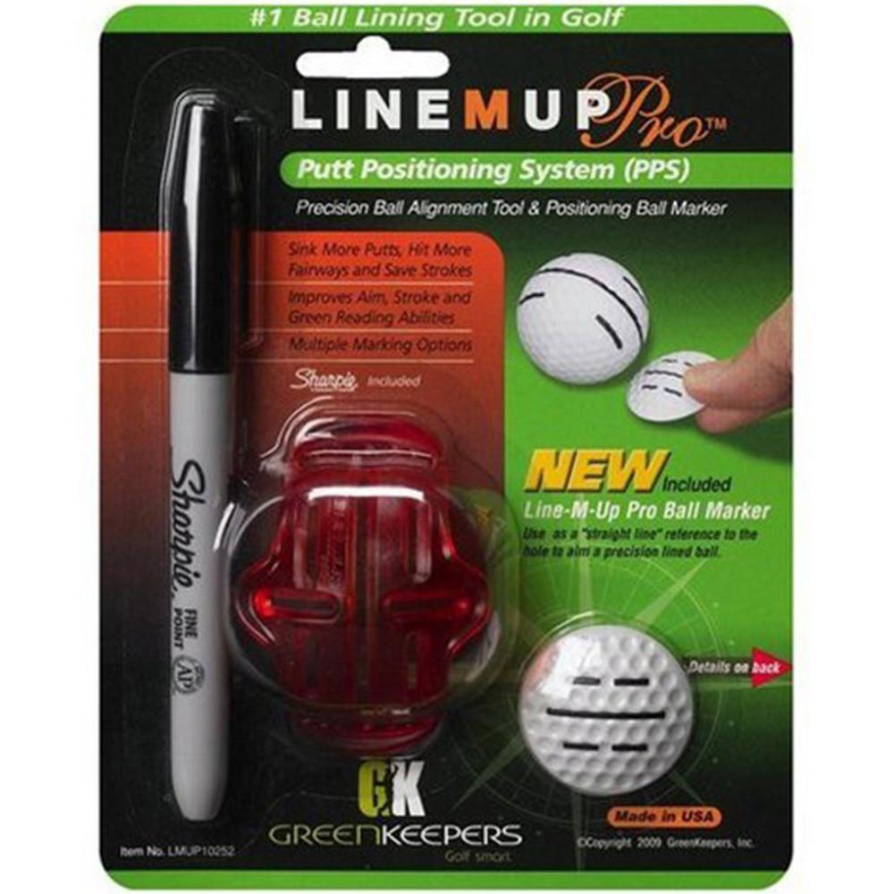 Line-M-Up Pro Golf Ball Marking Aid