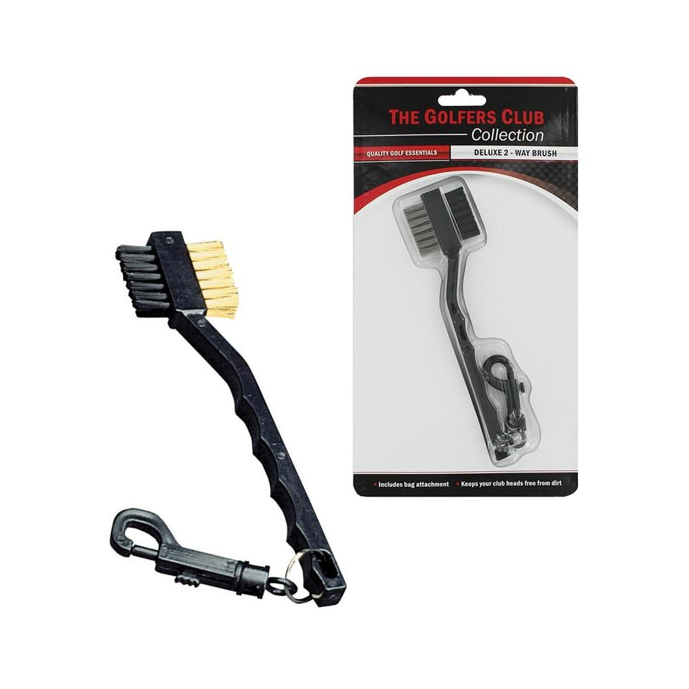 Deluxe 2-Way Brush