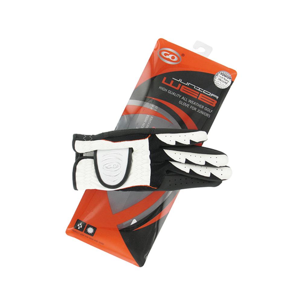Go Web Junior Golf Gloves