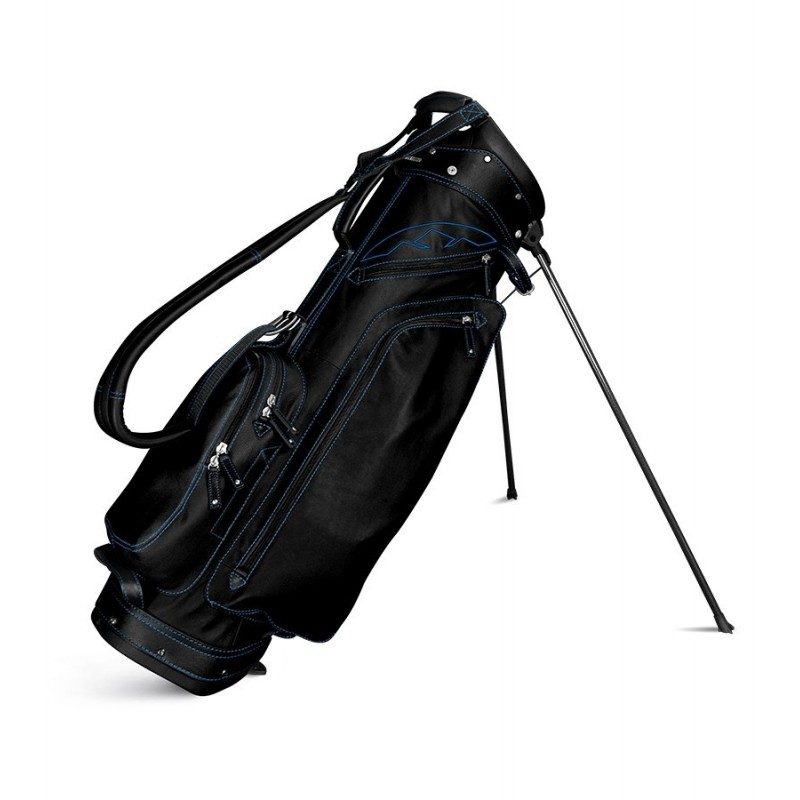 Leather Stand Bag