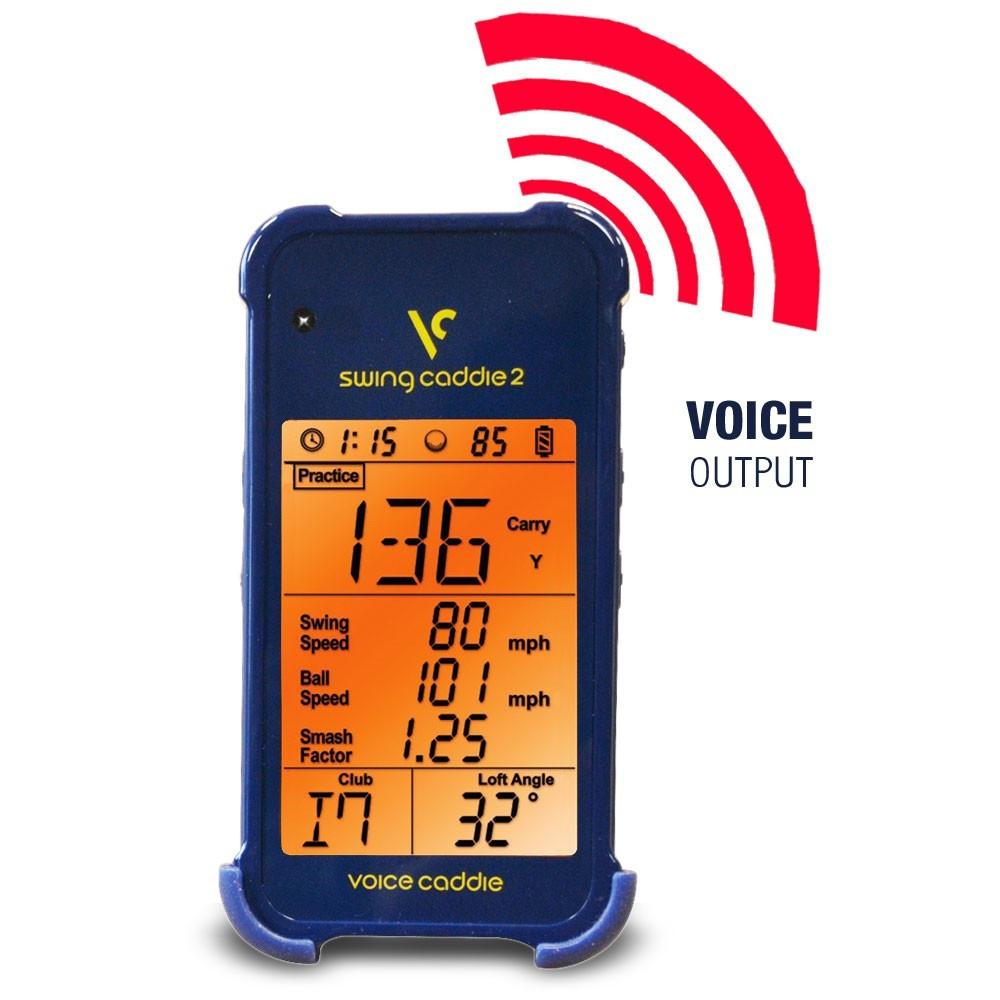Voice Caddie Launch Monitor SC200 Pro