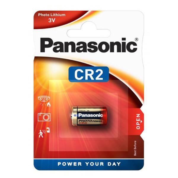 Panasonic CR2 Battery Single
