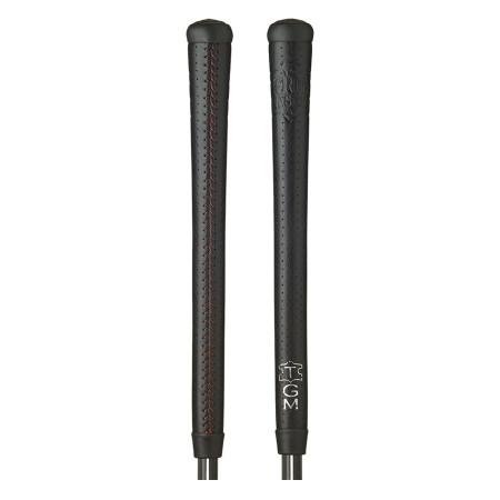 The Grip Master - Jumbuck Leather Swinger Grips