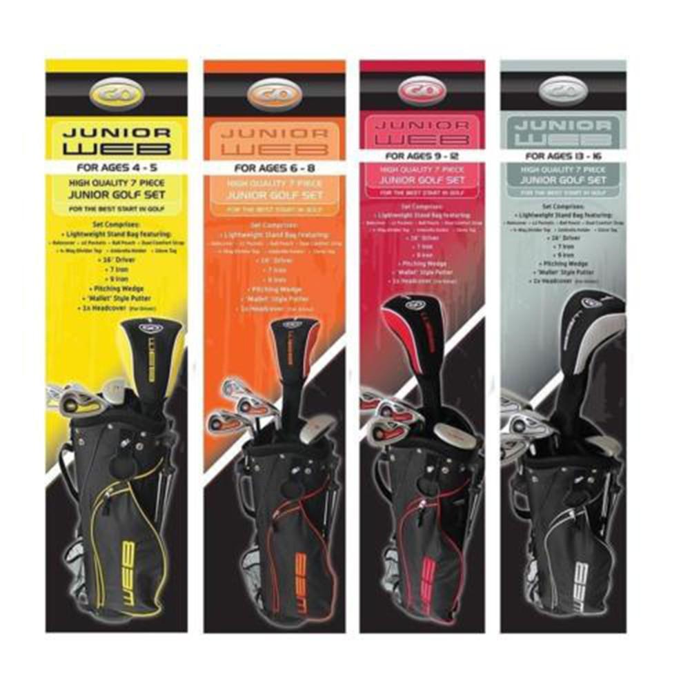 Go Junior Golf Boxed Starter Set (RH)