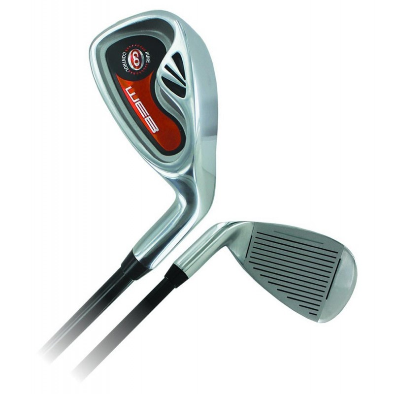 Go Junior Golf Single Irons - Left Handed Age 6 - 8 Years